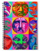 Ancient Greek Philosophers Spiral Notebook