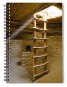 Ancient Kiva Spiral Notebook