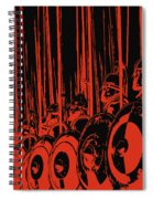Ancient Macedonian Phalanx Spiral Notebook