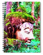 Ancient One Spiral Notebook