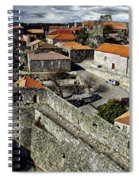 Ancient Portuguese Cities Spiral Notebook
