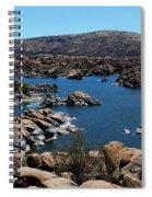 Ancient Rocks Spiral Notebook