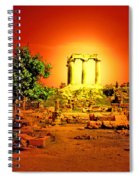Ancient Ruins Spiral Notebook