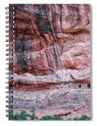 Ancient Ruins Mystery Valley Colorado Plateau Arizona 03 Spiral Notebook