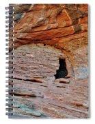 Ancient Ruins Mystery Valley Colorado Plateau Arizona 05 Spiral Notebook