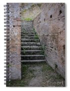 Ancient Stairs Rome Italy Spiral Notebook