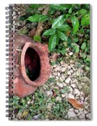 Ancient Urn 1 Spiral Notebook