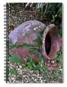 Ancient Urn 2 Spiral Notebook