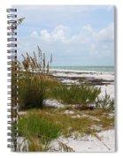 Anclote Key Preserve Spiral Notebook