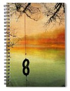 ...and The Livin' Is Easy... Spiral Notebook