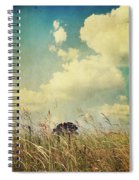 And The Livin's Easy Spiral Notebook