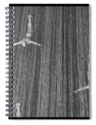 And When The Rain Began... Spiral Notebook