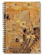 Andalusian Adventure Spiral Notebook