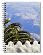Andalusian View Spiral Notebook