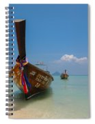 Andaman Dreams Spiral Notebook