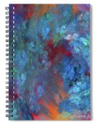 Andee Design Abstract 1 2017 Spiral Notebook