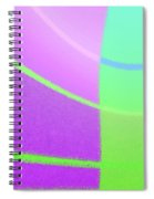 Andee Design Abstract 1 Of The 2016 Collection Spiral Notebook