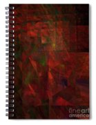 Andee Design Abstract 135 2017 Spiral Notebook