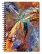 Andee Design Abstract 15 2018 Spiral Notebook