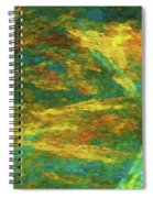 Andee Design Abstract 16 C 2018 Spiral Notebook