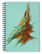 Andee Design Abstract 22 2018 Spiral Notebook
