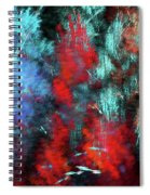 Andee Design Abstract 25 2018 Spiral Notebook