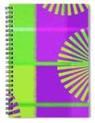Andee Design Abstract 5 Of The 2016 Collection  Spiral Notebook