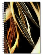 Andee Design Abstract 65 2017 Spiral Notebook