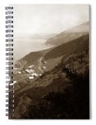 Anderson Creek Labor Camp Big Sur April 3 1931 Spiral Notebook