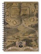 Andersonville Prison Spiral Notebook