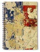 Andre Rublev Homage Coolidge Arizona 2004 Spiral Notebook