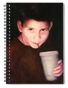 Andrew Spiral Notebook