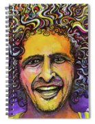 Andy Frasco Spiral Notebook