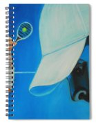 Andy Roddick Spiral Notebook