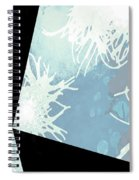 Anemone Angles Spiral Notebook