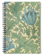 Anemone Design Spiral Notebook