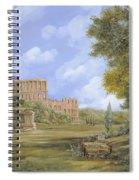 Anfiteatro Romano Spiral Notebook