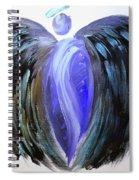 Angel 107 Spiral Notebook