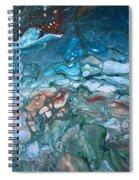 Angel Among Us Spiral Notebook