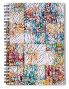 Angel Dreamweaver Spiral Notebook