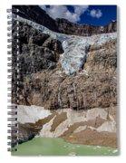 Angel Glacier Jasper 2 Spiral Notebook