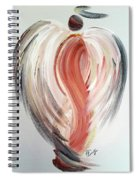 Angel Grace Spiral Notebook
