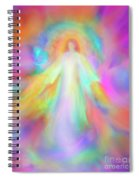 Angel Of Forgiveness And Compassion Spiral Notebook