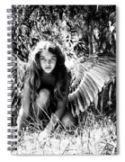 Angel Of The Wild Spiral Notebook