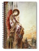 Angel Traveller Spiral Notebook