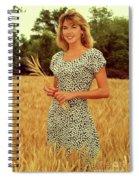 Angela Wheat-0781 Spiral Notebook