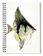 Angelfish Spiral Notebook