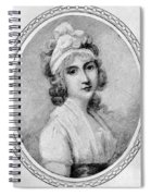 Angelica Schuyler Church Spiral Notebook