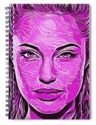Angelina Spiral Notebook