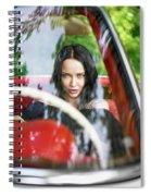 Angelina Petrova Spiral Notebook